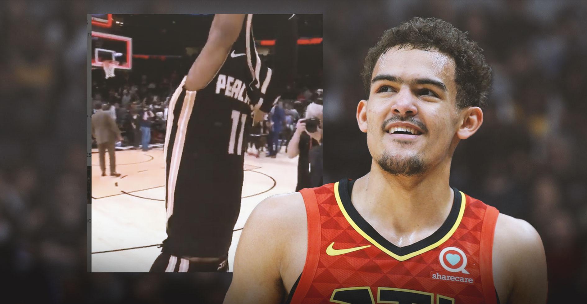 Atlanta Hawks Trae Young