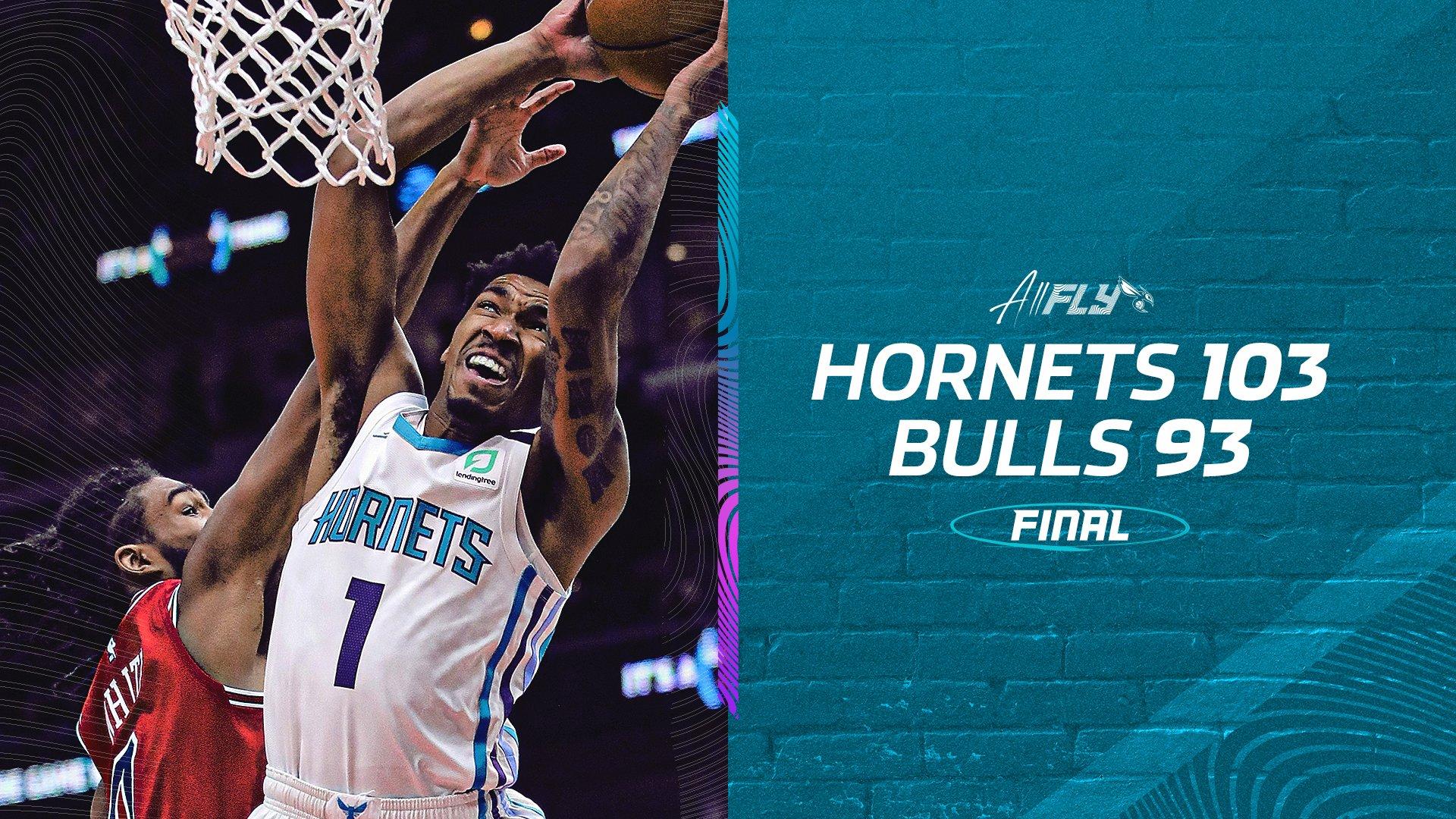 Charlotte Hornets vs. Chicago Bulls